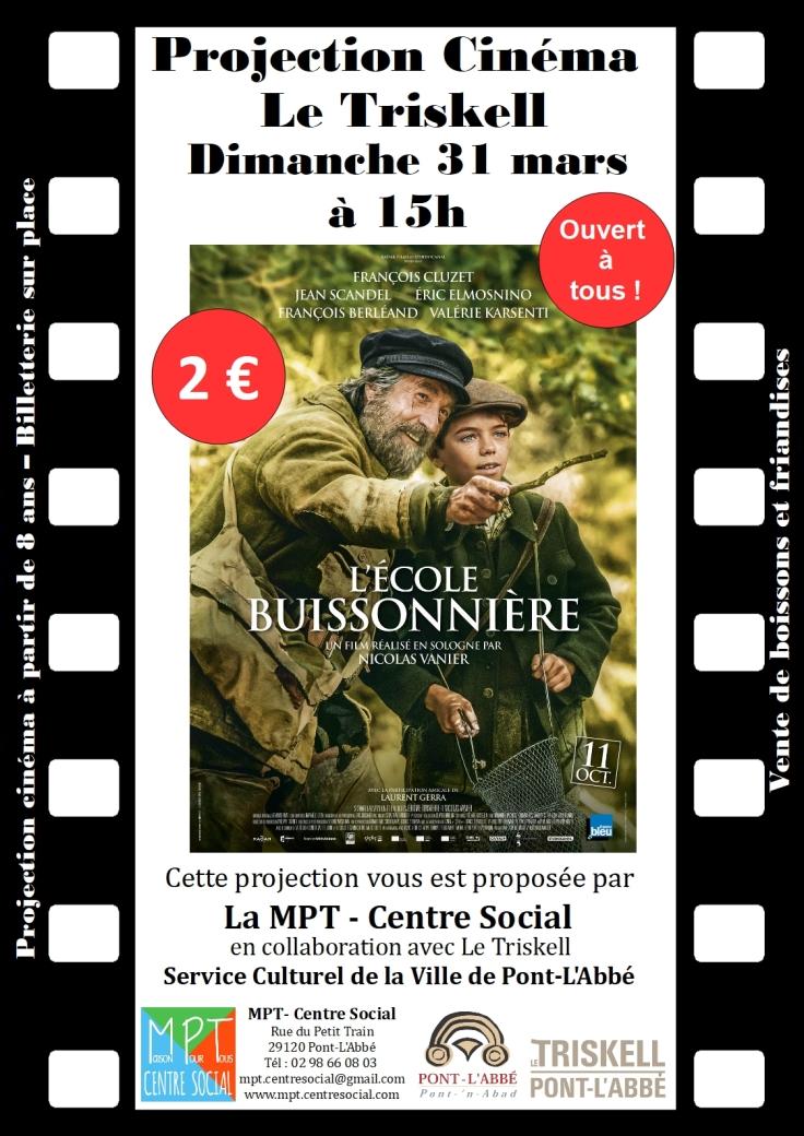 MPT-Cinéma-L'école buissonière